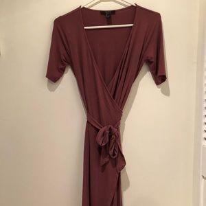 Forever 21 Wrap Dress